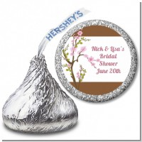 Blossom - Hershey Kiss Bridal Shower Sticker Labels
