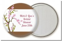 Blossom - Personalized Bridal Shower Pocket Mirror Favors