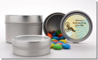 BMX Rider - Custom Birthday Party Favor Tins