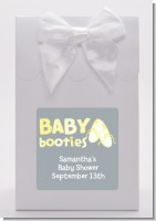 Booties Yellow - Baby Shower Goodie Bags