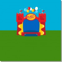 Bounce House Birthday Party Theme