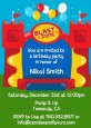 Bounce House - Birthday Party Invitations thumbnail