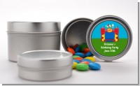Bounce House - Custom Birthday Party Favor Tins