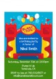 Bounce House - Birthday Party Petite Invitations thumbnail