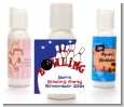 Bowling Boy - Personalized Birthday Party Lotion Favors thumbnail