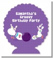 Bowling Party - Personalized Birthday Party Centerpiece Stand thumbnail