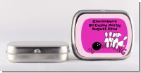 Bowling Girl - Personalized Birthday Party Mint Tins