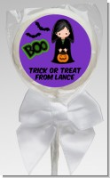 Boy Cape Costume - Personalized Halloween Lollipop Favors