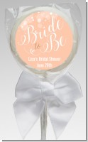 Bride To Be - Personalized Bridal Shower Lollipop Favors