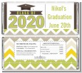 Brilliant Scholar - Personalized Graduation Party Candy Bar Wrappers thumbnail
