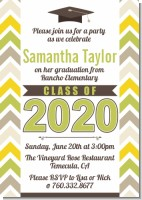 Brilliant Scholar - Graduation Party Invitations