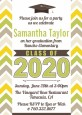 Brilliant Scholar - Graduation Party Invitations thumbnail