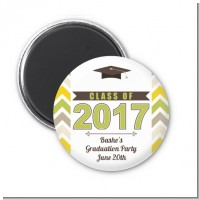 Brilliant Scholar - Personalized Graduation Party Magnet Favors