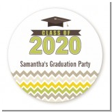 Brilliant Scholar - Personalized Graduation Party Table Confetti