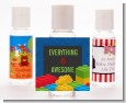 Building Blocks - Personalized Birthday Party Hand Sanitizers Favors thumbnail