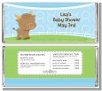 Bull | Taurus Horoscope - Personalized Baby Shower Candy Bar Wrappers thumbnail