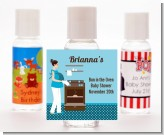 Bun in the Oven Boy - Personalized Baby Shower Hand Sanitizers Favors