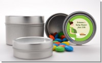Bun in the Oven Neutral - Custom Baby Shower Favor Tins