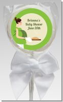 Bun in the Oven Neutral - Personalized Baby Shower Lollipop Favors