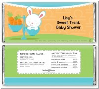 Bunny | Libra Horoscope - Personalized Baby Shower Candy Bar Wrappers