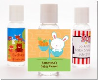 Bunny | Libra Horoscope - Personalized Baby Shower Hand Sanitizers Favors