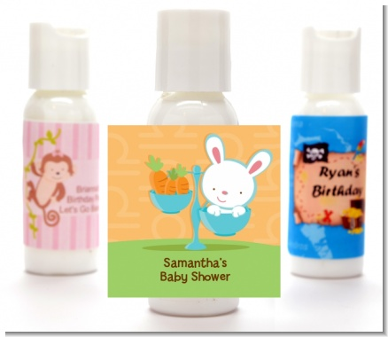 Bunny | Libra Horoscope - Personalized Baby Shower Lotion Favors