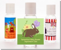 Bunny - Personalized Baby Shower Hand Sanitizers Favors
