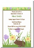 Bunny - Baby Shower Petite Invitations