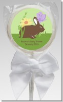 Bunny - Personalized Baby Shower Lollipop Favors