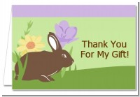 Bunny - Baby Shower Thank You Cards