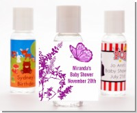 Butterfly - Personalized Baby Shower Hand Sanitizers Favors