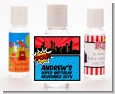 Calling All Superheroes - Personalized Birthday Party Hand Sanitizers Favors thumbnail