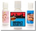 Calling All Superheroes - Personalized Birthday Party Lotion Favors thumbnail