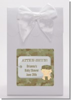 Camo Military - Baby Shower Goodie Bags