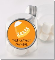 Candy Corn - Personalized Halloween Candy Jar