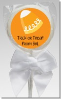 Candy Corn - Personalized Halloween Lollipop Favors