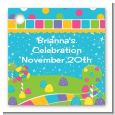 Candy Land - Personalized Birthday Party Card Stock Favor Tags thumbnail