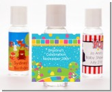 Candy Land - Personalized Birthday Party Hand Sanitizers Favors