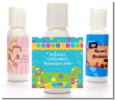 Candy Land - Personalized Birthday Party Lotion Favors