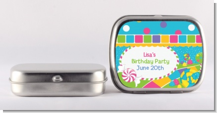 Candy Land - Personalized Birthday Party Mint Tins