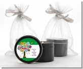 Candy Tree - Birthday Party Black Candle Tin Favors