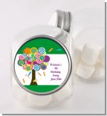 Candy Tree - Personalized Birthday Party Candy Jar