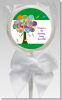 Candy Tree - Personalized Birthday Party Lollipop Favors
