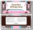 Car Keys | Sweet 16 - Personalized Birthday Party Candy Bar Wrappers thumbnail