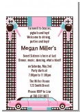 Car Keys | Sweet 16 - Birthday Party Petite Invitations