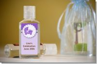 Carriage - Personalized Baby Shower Hand Sanitizers Favors