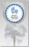 Carriage - Personalized Baby Shower Lollipop Favors