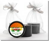 Casino Night Vegas Style - Birthday Party Black Candle Tin Favors