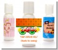 Casino Night Vegas Style - Personalized Birthday Party Lotion Favors thumbnail