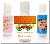 Casino Night Vegas Style - Personalized Birthday Party Lotion Favors